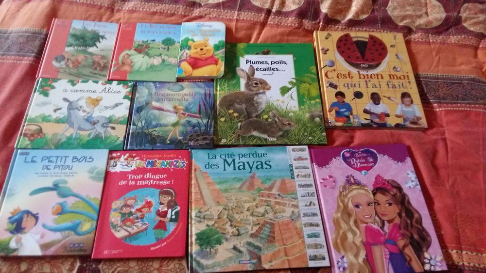 Différents livres pour enfants en bon ou très bon état. 2 Valenciennes (59)