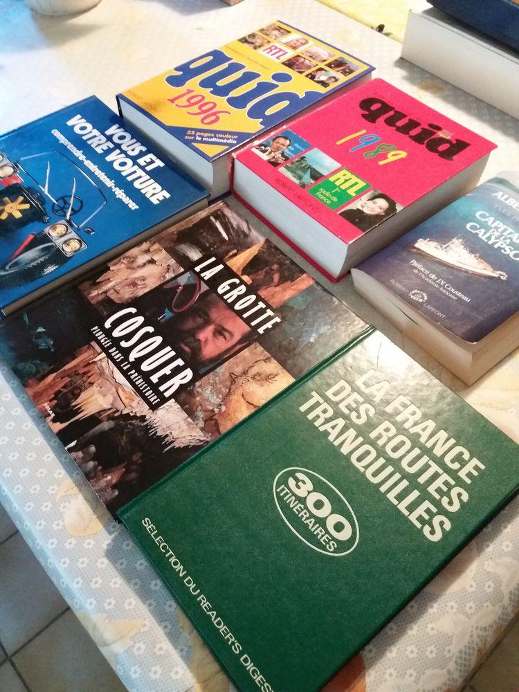 Différents livres 1 Le Plessis-Bouchard (95)