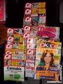 Lot de différents magazines 1 Faverges (74)