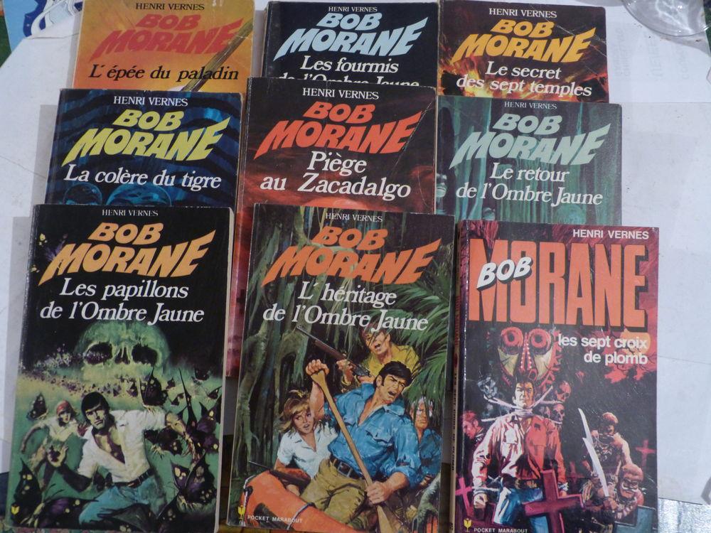 differents  BOB MORANE A CHOISIR  3 euros chaque 3 Brest (29)