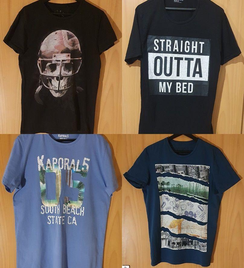 Différents T-Shirts en XL 5 Apach (57)