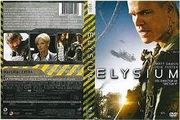 DVD + Digital ultraviolet du film ELYSIUM 3 Ervy-le-Châtel (10)