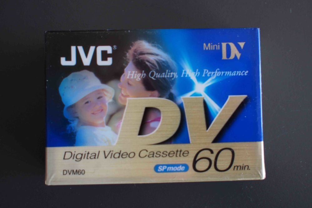 DIGITAL VIDEO CASSETTE  60 min 5 Rennes (35)