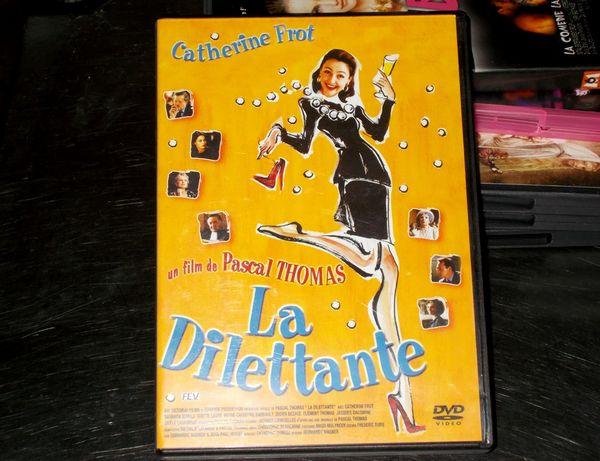 dvd dilettante avec Catherine frot un film de pascal thomas  5 Monflanquin (47)