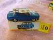 Dinky Toys Renault R 8 Gordini Trail 8 N°1414