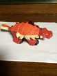 Dinosaure Stregosaurus Ankylosaurus Mattel  2006