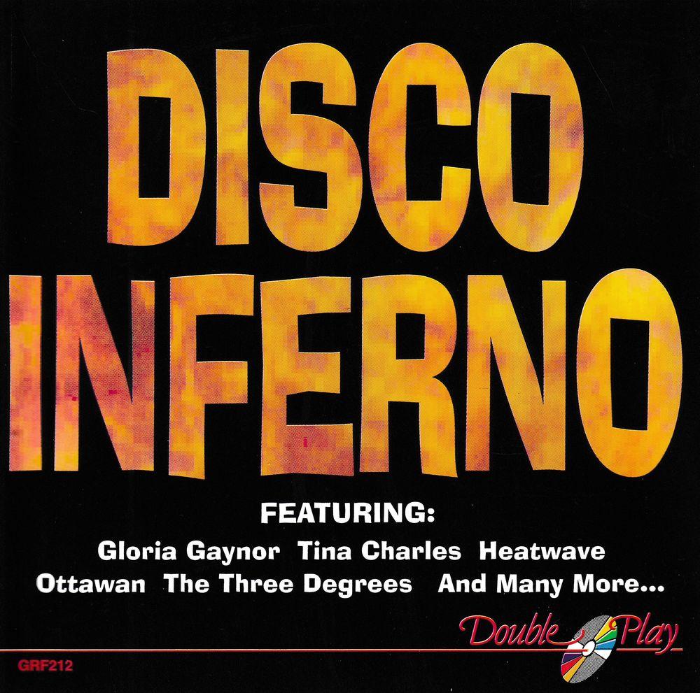 CD       Disco Inferno       Compilation 6 Bagnolet (93)