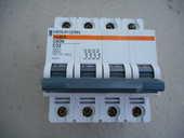 Disjoncteur C60N 32A 10 Bondy (93)