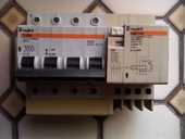 Disjoncteur différentiel modulaire tétra 32 À Merlin Gérin . 0 Vermelles (62)