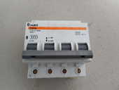 Disjoncteur tétra polaire 32A 10 Bondy (93)