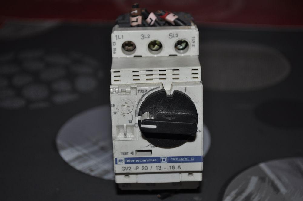 Disjoncteurs-moteurs magnétiques 20 Perreuil (71)