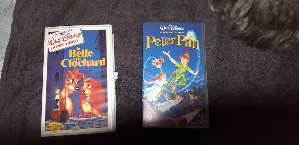 VHS WAL DISNEY. 1990 (plusieurs Walt Disney AUTENTIQUES 0 Brive-la-Gaillarde (19)