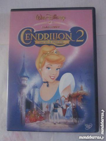 DVD DISNEY - CENDRILLON 2 5 Brest (29)