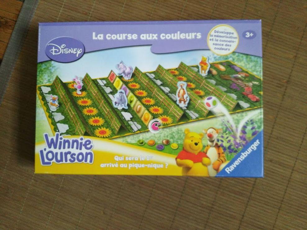 jeu Disney La course aux couleurs 8 Saint-Pol-sur-Ternoise (62)