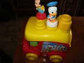 Bus Disney et ses cubes jeu d'éveil 6 Laventie (62)