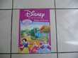 DISNEY Princess stickers et scène