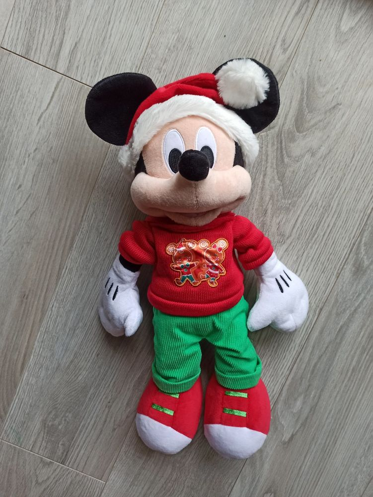 Disney Store Couple 2 Peluches moyenne Mickey et Minnie 60 Fontaines-sur-Saône (69)