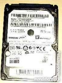 Disque dur 1000Go samsung a réparer Matériel informatique