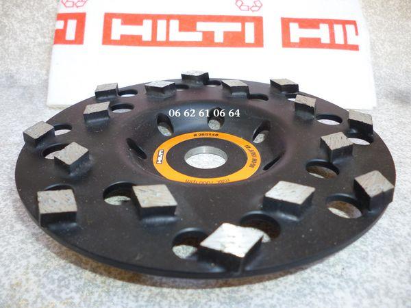 Disque diamant HILTI 150 mm Bricolage