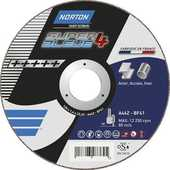 25 Disque meuleuse 125 x 3.2 PRO NORTON SUPER BLUE 4  2 Lens (62)