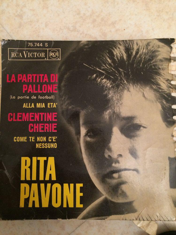 DISQUE 45T RITA PAVONE 2 La Rochelle (17)