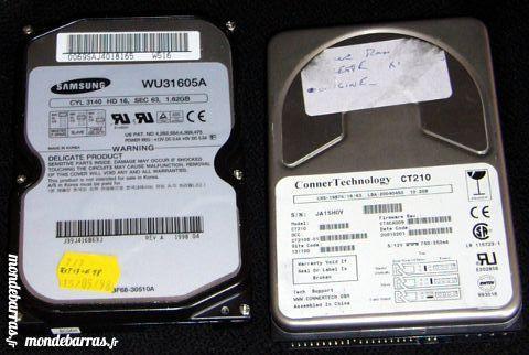 Disque dur ATA/IDE Samsung 1,62GB pc bureau 20 Versailles (78)