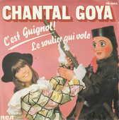 Disque 45 tours Chantal Goya - C'est Guignol ! 5 Aubin (12)