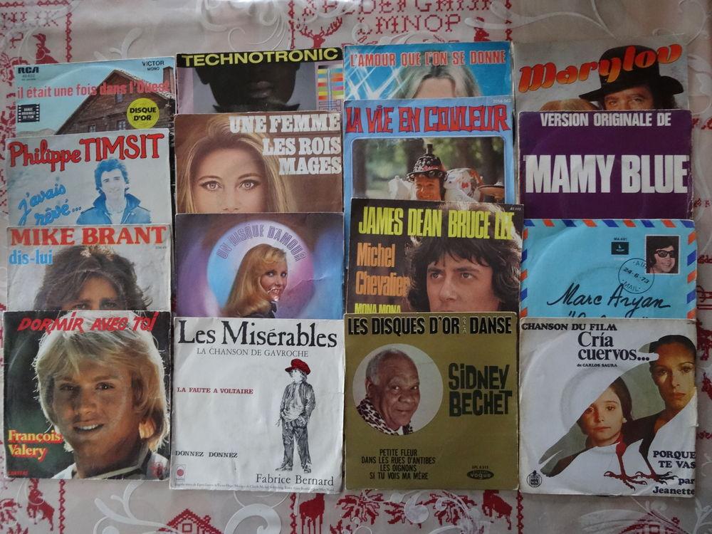 disque 45 tours 1 Merville (59)