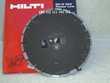 Disque de tronçonnage HILTI 350 mm Bricolage