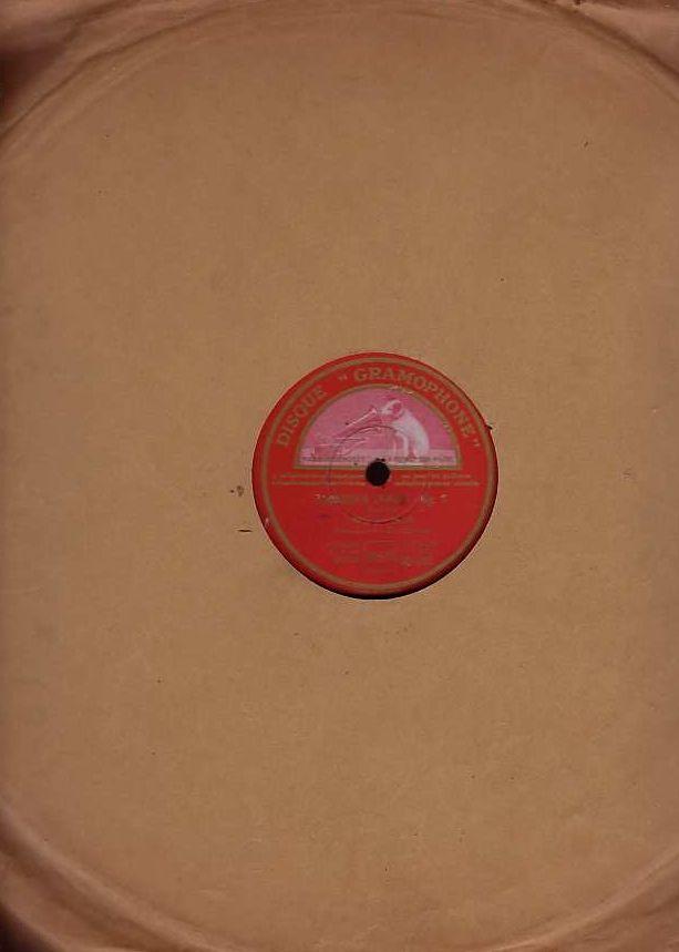 Disque Vinyl FRITZ KREISLER 78 tours THAIS + TAMBOURIN CHINO 4 Bagnolet (93)