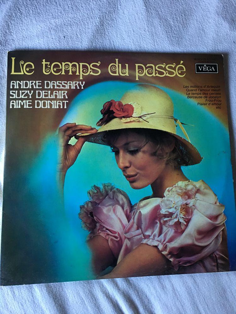 Disque vinyl 33 tours 15 Harnes (62)