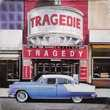 Disque vinyle car cover AMERICAINE - TRAGEDY