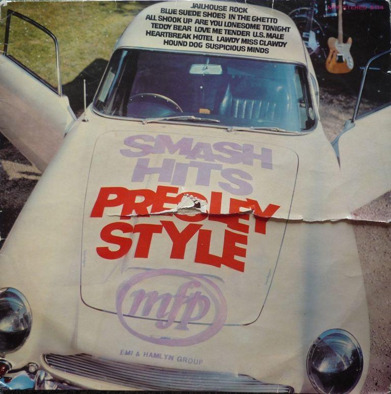 Disque vinyle car cover CHARLELIE COUTURE 4 Paris 13 (75)