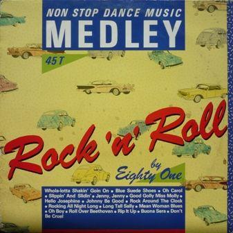 Disque vinyle car cover EDSEL - VOLVO - Rock'n'roll 3 Paris 13 (75)
