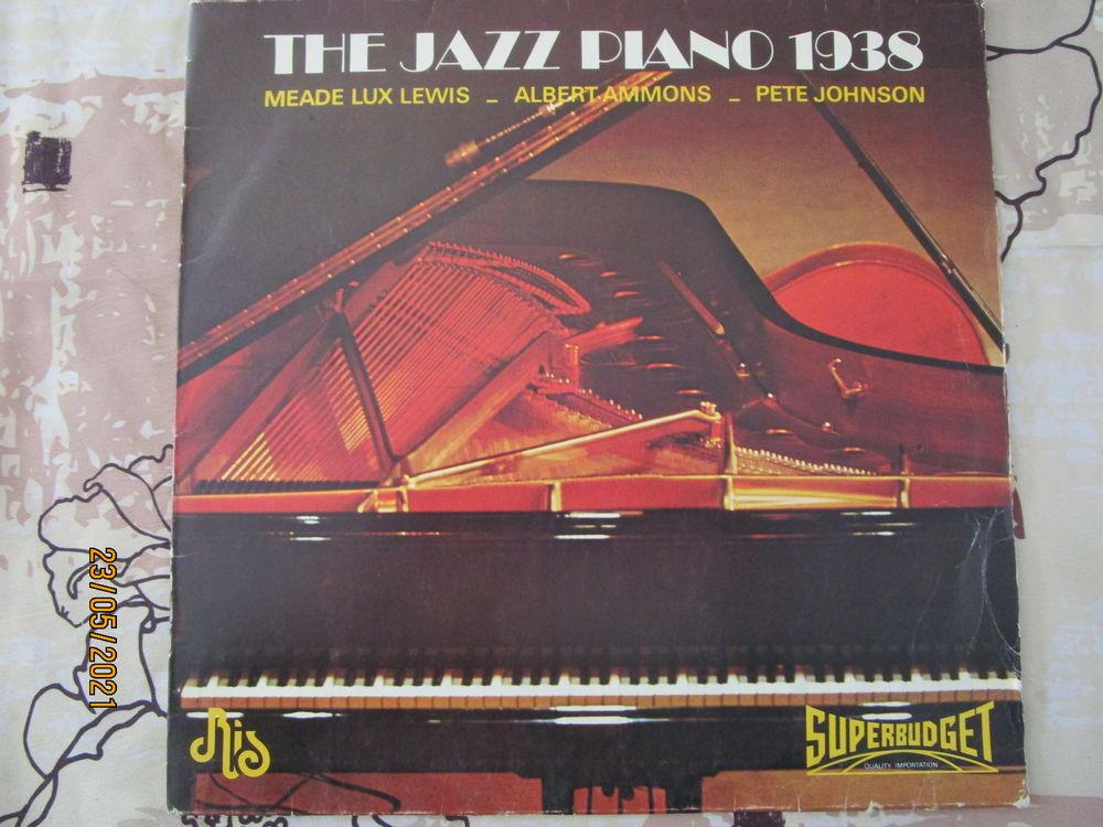 disque vinyle de jazz piano 1938 10 Chanteloup-en-Brie (77)