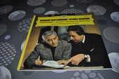 Disque vinyle 33 tours concerto Herbert Von Karajan, Berman 5 Perreuil (71)