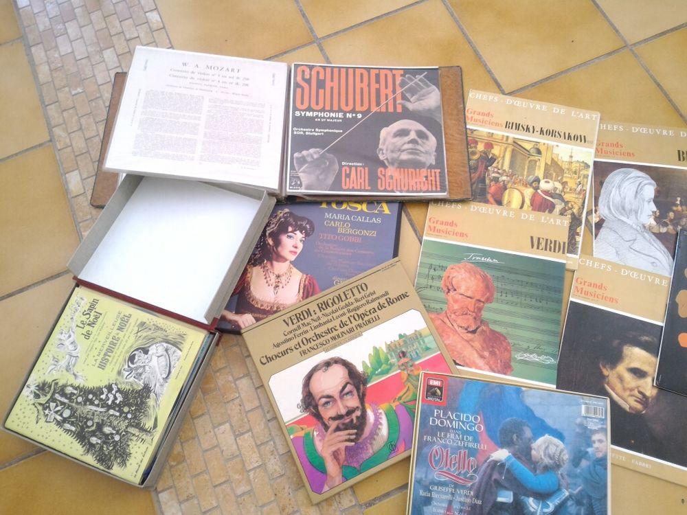 disque vinyle 33 tours 1 Bagnols-en-Forêt (83)