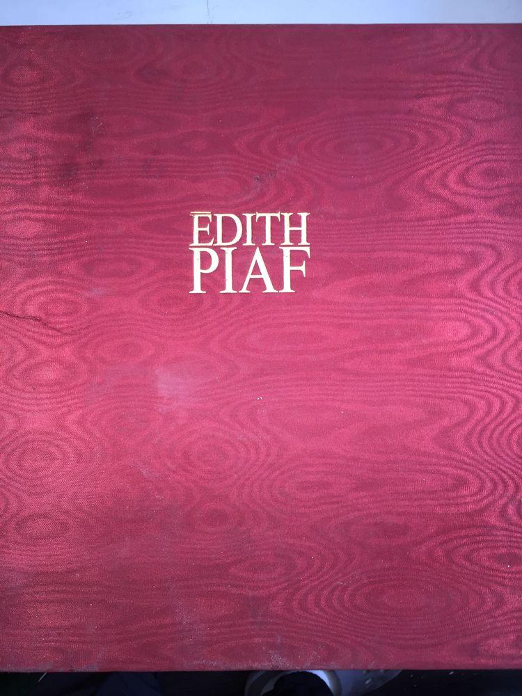 lot 10 disque vinyles Edith Piaf CD et vinyles