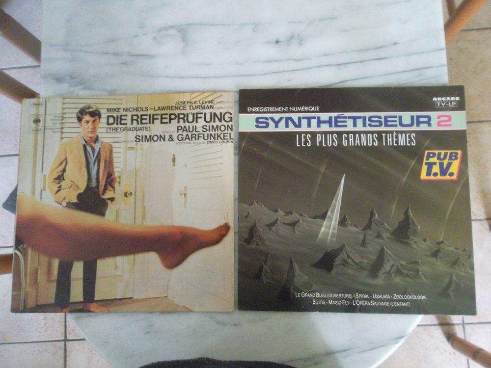 6 disque vinyles de musique de film 30 Marseille 4 (13)