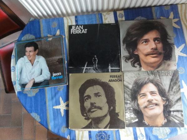 disques anciens 0 Saint-Sauveur-de-Montagut (07)
