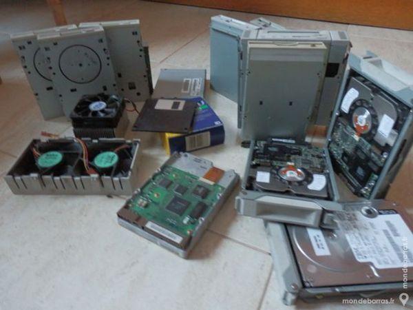 Disques durs - Lecteurs disquettes -Ventillateurs 1 La Garenne-Colombes (92)