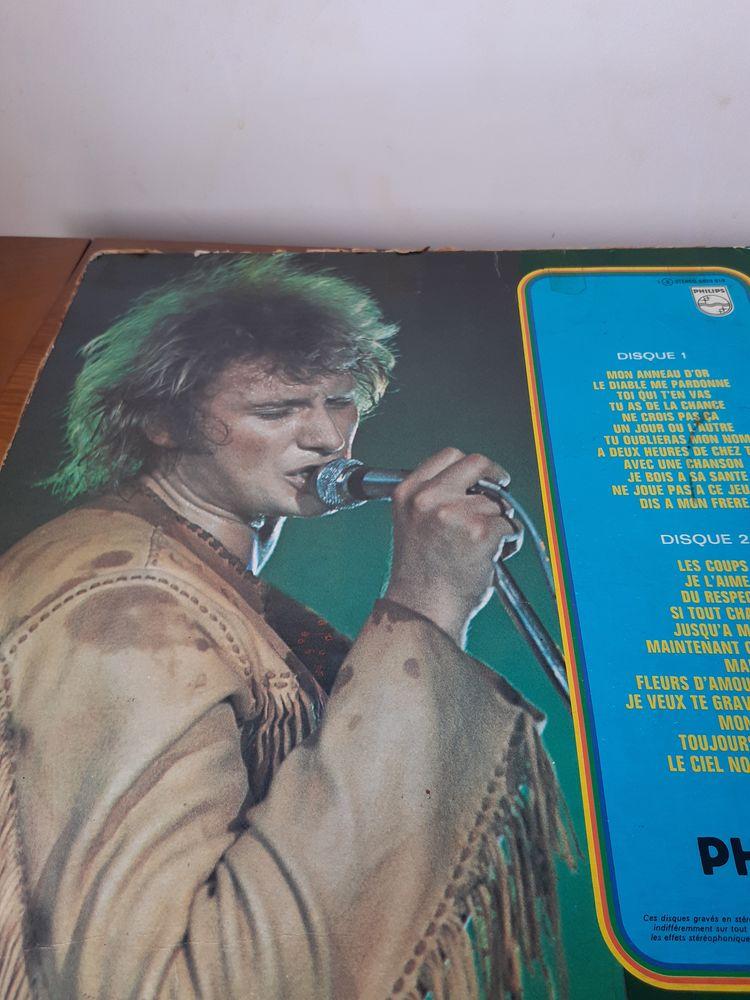 Disques 33 tours Johnny Halliday  vinyle 12 Tourcoing (59)