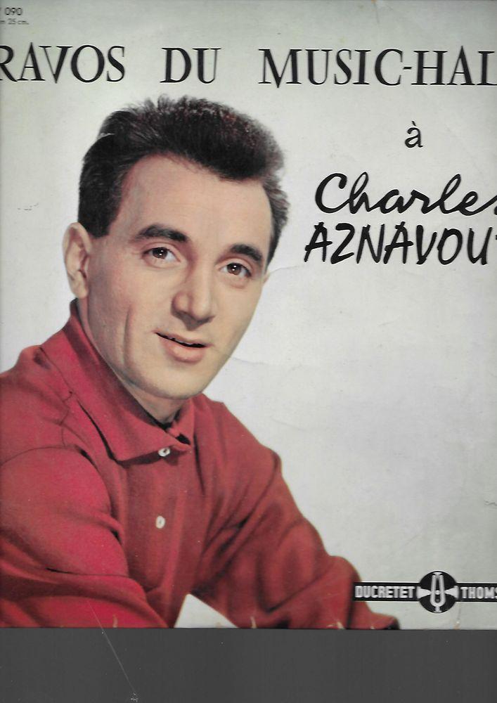 Disques 33 tours et 45 tours en vinyle 10 Aix-en-Provence (13)