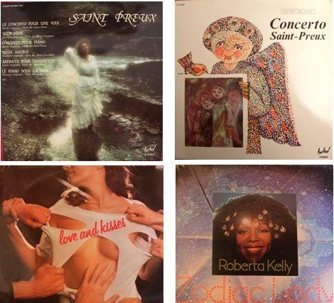 Disques 33 tours vinyles CD et vinyles
