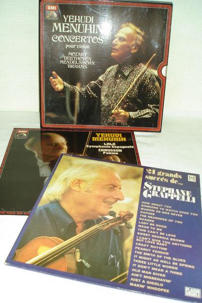 LOT de 6 disques 33 tours  0 Espaly-Saint-Marcel (43)