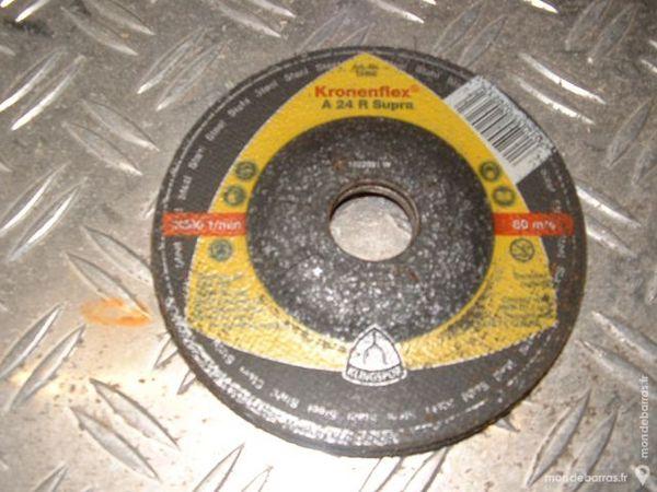 3 Disques à tronçonner KONENFLEX Acier 115 x 2.5mm 3 Farschviller (57)