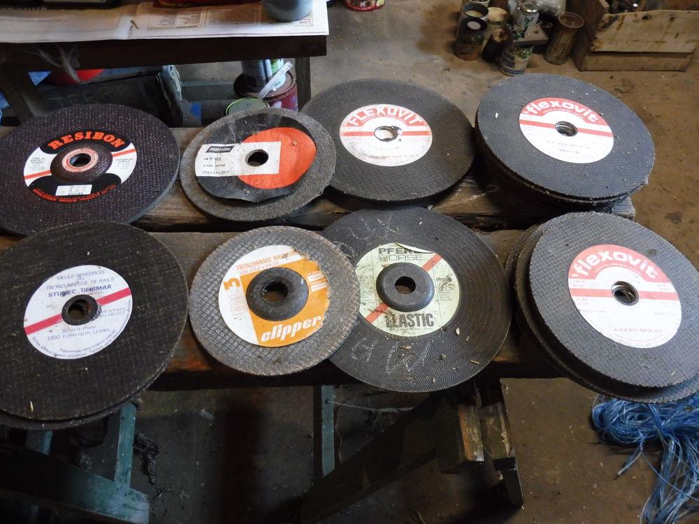 Lot de disques a tronconner 70 Villeneuve-sur-Yonne (89)