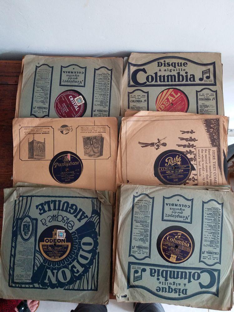 disques vinyle année 1920 200 Sainte-Aurence-Cazaux (32)