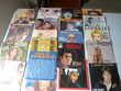 lot de disques vinyle CD et vinyles