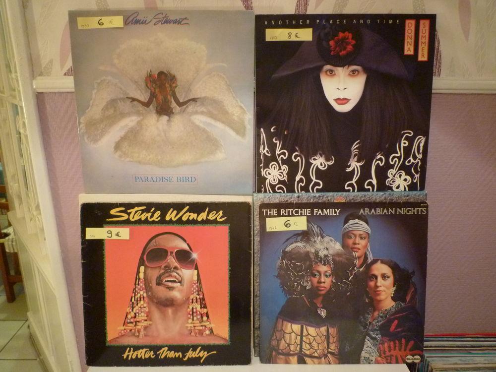 12 disques vinyles au détail 1 Colmar (68)